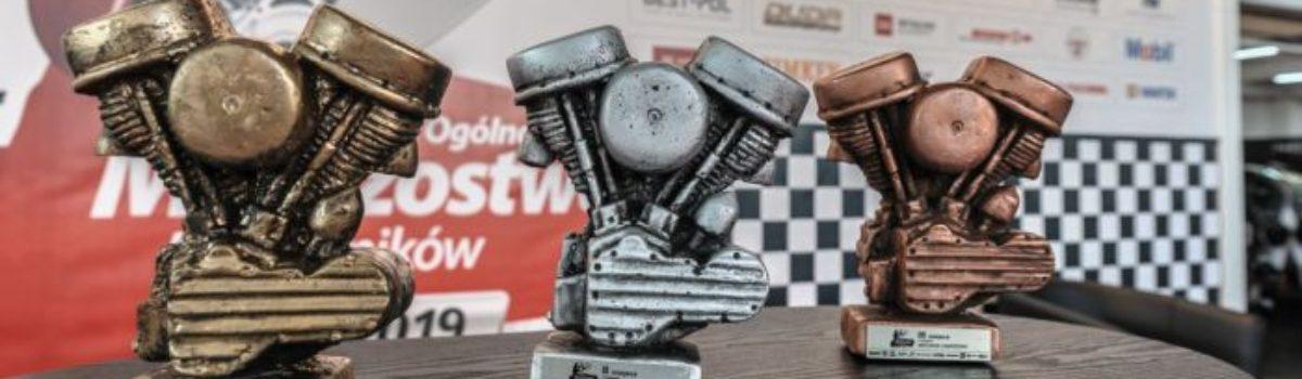 Gadżety na Ogólnopolskie Mistrzostwa Mechaników 2019